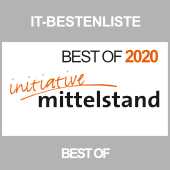 Signet Best of ERP 2020 ERP Systeme